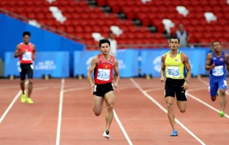 Athletes will participate in the Competition