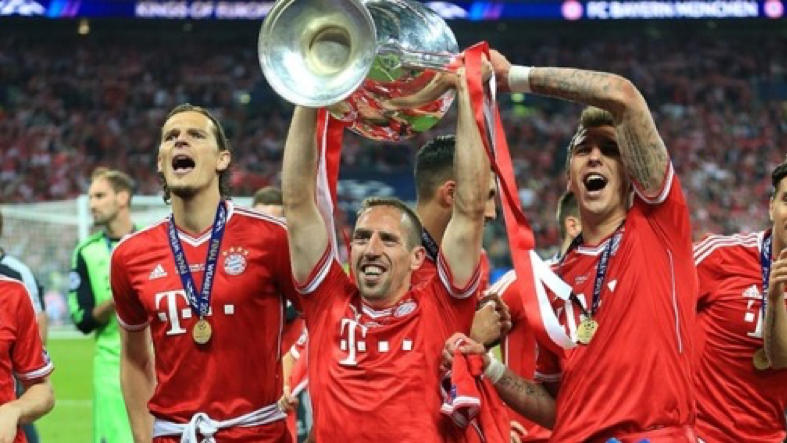 Bayern started with a win