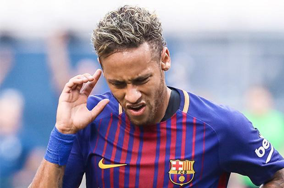 PSG made official the millionaire signing of Neymar